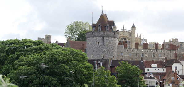 UK Day 3 - Stonehenge, Bath & Windsor