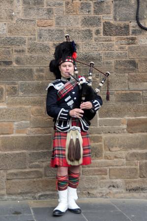 UK Day 5 Edinburgh Castle