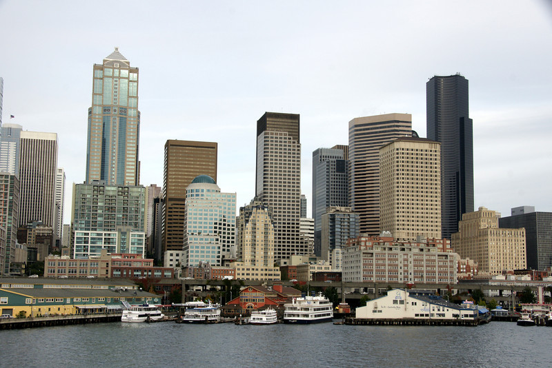 View of Seattle Skyline