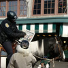 Mounted Police giving Advice