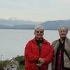 Cheryl and Twink on Camano Island