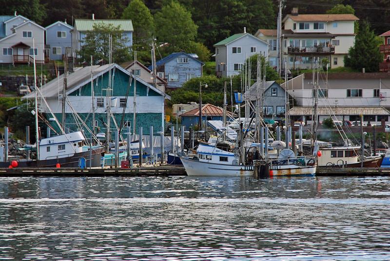ANB Harbor in Sitka, Alaska.