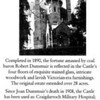 Craigdarroch Castle brochure (page 1 of 5).