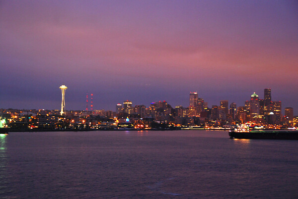 We arrive back in Seattle early on the morning of August 20, 2010.