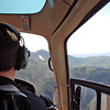 Our pilot as we return from Mendenhall Glacier.