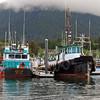 Sitka'a Crescent Harbor.