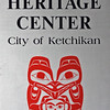 The Totem Heritage Center in Ketchikan, Alaska.