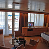 Our Deluxe Verandah Suite on the Holland America Zaandam.