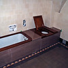Bathroom in Craigdarroch Castle.
