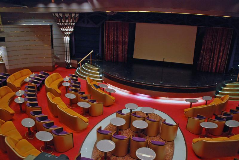 The Mondriaan Lounge.