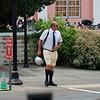 Bermuda shorts.