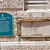 Latitude and longitude marker established in 1836.