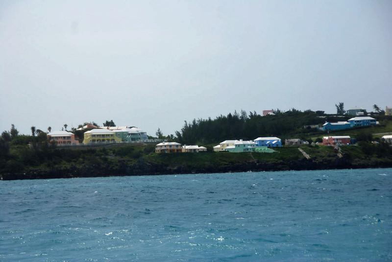 Bermuda homes.