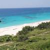 A Bermuda beach.