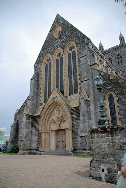 Cathedral of the Most Holy Trinity, Hamilton.