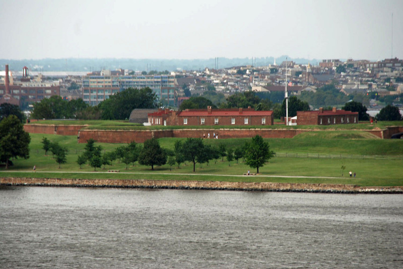 Fort McHenry.