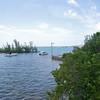 Bermuda shoreline.