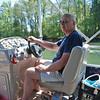 Skipper Dennis Kelly.