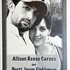 The wedding of Brett Finkleman and Allison Carnes.