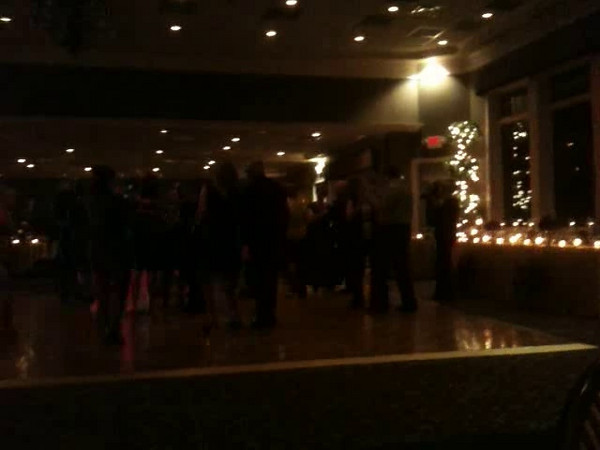 Dancing at the reception (sorry for the poor quality of the iPhone video).