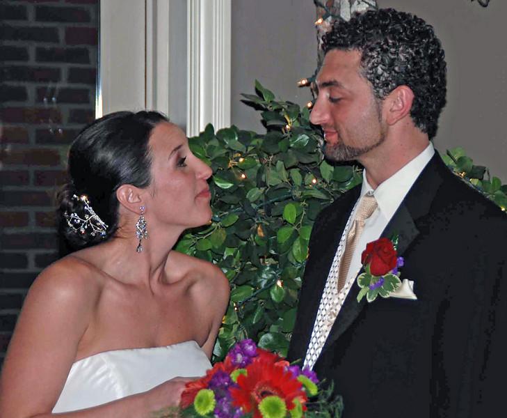 Allison and Brett Finkleman.
