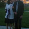 Presenting Mr. & Mrs. Brett Finkleman (at the wedding rehearsal).