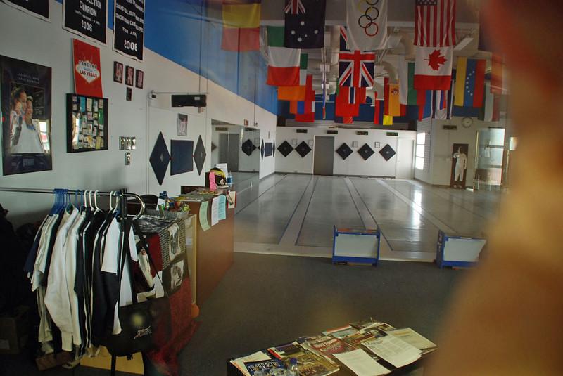 Fencing Academy of Nevada in Las Vegas.