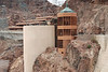 The Visitor Center and Observation Deck at the Hoover Dam.
