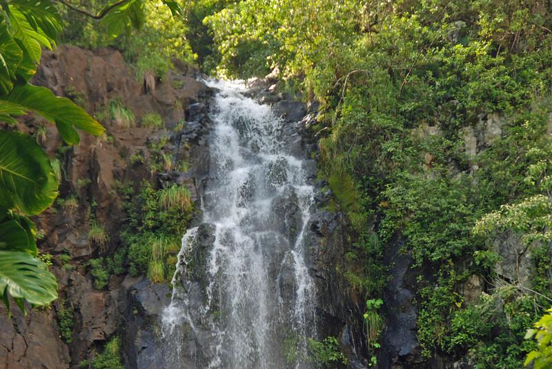 Waterfall on Road to Hana.