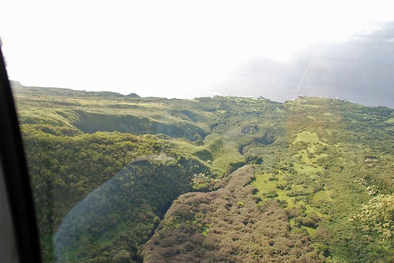 Maui countryside.