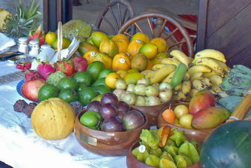 Ono Farms -- organic fruit farm.