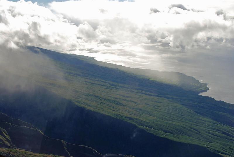 Maui coast.