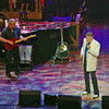 Bill Anderson performing at the Grand Ole Opry.