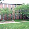My freshman dorm, Hemmingway Dorm in Kissam Quad.