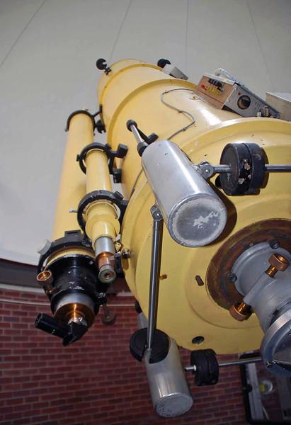 The 24-inch Seyfert Telescope at Dyer Observatory.