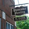 We had breakfast at the Pancake Pantry on Sunday morning.
