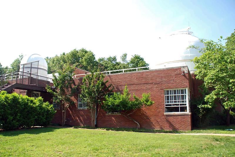 Dyer Observatory.