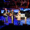 Patty Loveless performs with Vince Gill.
