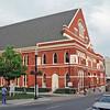 Ryman Auditorium, original home of the Grand Ole Opry.