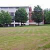 My 1974 graduation was held on the lawn in front of the Vanderbilt Law School.