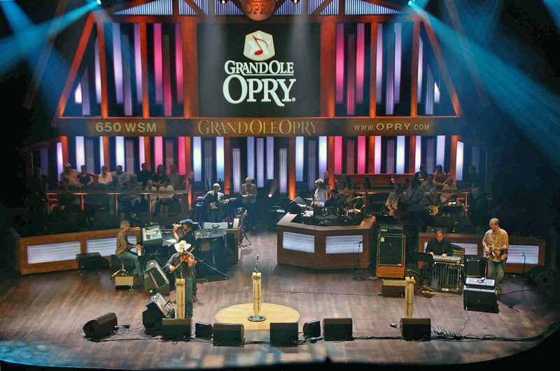 The Grand Ole Opry.