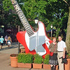 Jean and Ray at the Grand Ole Opry.