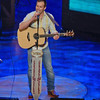 James Wesley performs at the Grand Ole Opry.