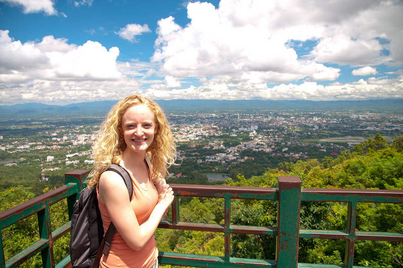 Overlooking Chiang Mai