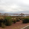 Panorama of Lake Powell from Lake Powell Resort & Marina