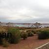 Panorama of Lake Powell from Lake Powell Resort & Marina