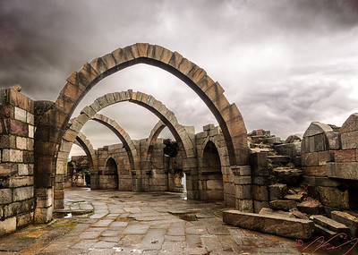 15th Century Arches