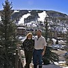 Photo from just outside Sally's condo - - <br /> <br /> Marilyn and Larry