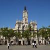 El Ayuntamiento (City Hall)