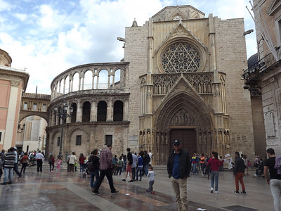 Valencia, Spain - February, 2014